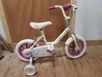 Raleigh Sunbeam Kids Bike With Stabilisers