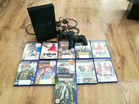 PS2 + 11 games