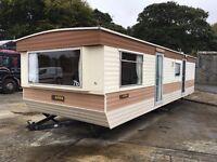 Atlas Aztec 30x10 2 bedroom static caravan self build holiday home *EXCELLENT VALUE*