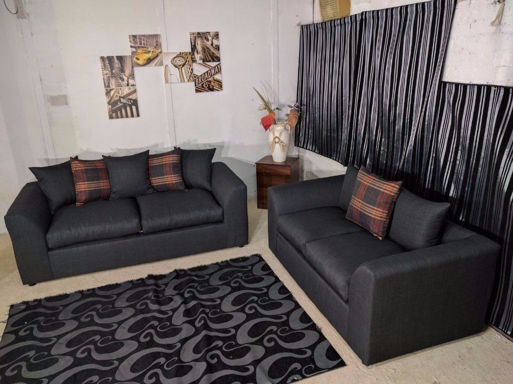 Luxury Couch Special Offer Brand New Elegant Luxury Charles Midnight 3 2
