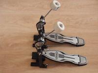 Mapex bass foot pedals
