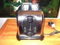 Russell Hobbs Stainless Steel Toaster.