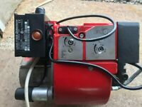 Sterling 50 Oil Fired burner in Excellent Condition.ST120. Fully overhauled