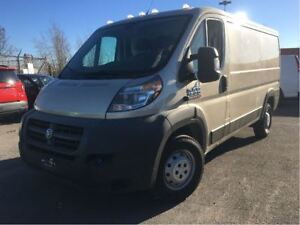 2014 Ram ProMaster 1500 Low Roof 3 PASSENGER HEATED FRONT SEATS