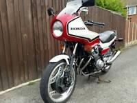 Honda CBX550F2 1983