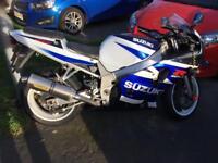 Suzuki gsxr 600 (Poss swap for sports tourer)
