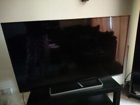 "Toshiba Smart 47"" 3D TV , beautiful condition ."