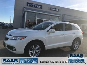 2013 Acura RDX Heated Leather Back-up camera Sunroof Alloys Sunr