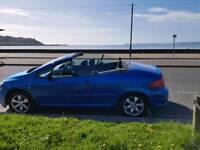 Peugeot 307cc low miles