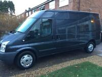 Ford Transit 2.4 TDCi 350 MWB Medium Roof Panel Van 5dr