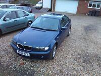 BMW 318i 2002 E46 2.0l