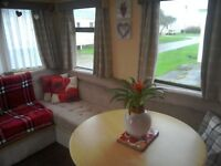 Caravan for Holiday Hire/Rent/Let - Yorkshire Coast