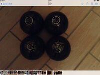 Thomas Taylor bowls size 3
