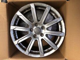 Audi Alloys 18 inch