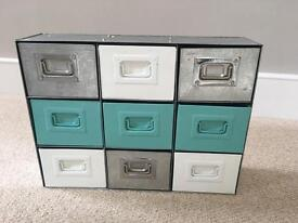 Container drawer set