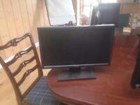 Various computer screens