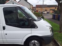 2011 Ford Transit excellent condition 89k miles full service history 6 months MOT 4 months TAX