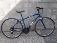 bike scott 700c hybrid