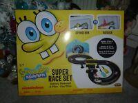 sponge bob race set