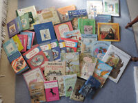 41 Children's Hardback books including First Editions & First Thus