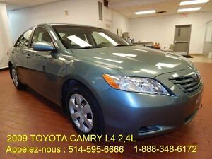 2009 TOYOTA CAMRY COMME NEUF