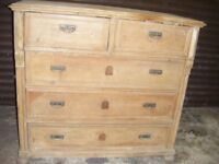 BARN FIND CHEST OF DRAWERS NOW SOLD SOLD