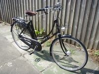 Pashley 5 Speed Traditional Hybrid Bike Size 20IN/51CM in Excellent Condition