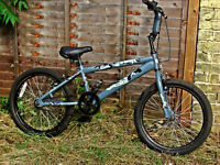 BMX BIKE IN GOOD SOLID CONDITION JUST BEEN CHECKED OVER