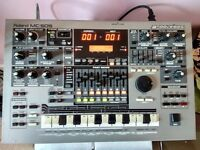 Roland MC 505 and 4MB memory card