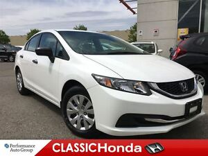 2014 Honda Civic Sedan DX 5-SPEED 4 DOOR