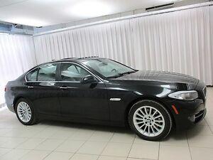 2013 BMW 5 Series 535i x-DRIVE AWD EXECUTIVE w/ NAV, HEAT/COOLED