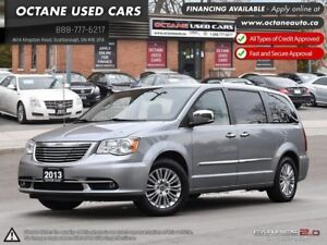 2013 Chrysler Town & Country Limited ACCIDENT FREE! ONTARIO V...