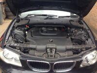 BMW 120D E87 6 SPEED MANUAL GEARBOX (START/STOP) CODE N43