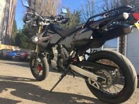 Suzuki DRZ-400 SM supermoto - original factory bike