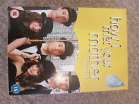 How i met your mother boxset. Series 1-5