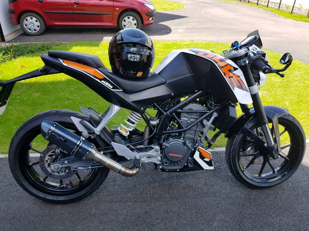 ktm duke 125cc | in loughborough, leicestershire | gumtree