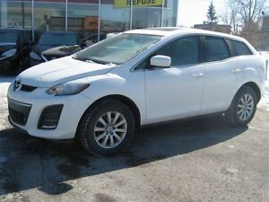2010 Mazda CX-7 TOIT - CUIR - MAG SPORT, LEATHER, SUNROOF, MAGS