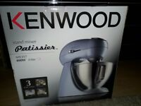 Kenwood Patissier Stand Mixer MX317 - blue