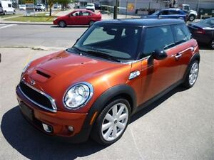2012 MINI COOPER S AUTOMATIC TRANSMISSION/PANO ROOF/1 OWNER CAR!
