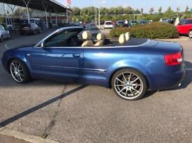 Audi A4 3.0 v6 cabriolet (swap)