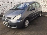 2004 CITROEN XSARA PICASSO *** FULL YEARS MOT *** similar to fiesta golf focus civic corsa