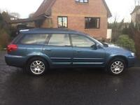 Subaru Outback 2.5 Manual 2005