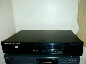 Cambridge audio CD player.