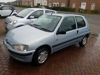Peugeot 106 1.1 Independance. not Saxo.