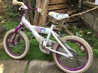 "Children 15"" bike"