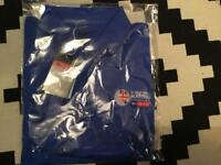 Nike Golf Shirt (L) New- British Masters Logo