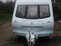 Elddis Typhoon XL 4 berth Caravan