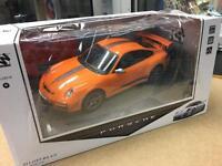 Porsche RC car