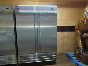 Brand New Stainless Steel Double Door Cooler