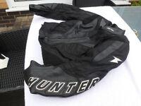 Schoeller Keprotec Leather Motorbike Jacket